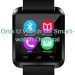 Onix U Watch U8 Smartwatch Original