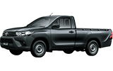 All New Hilux S Cab