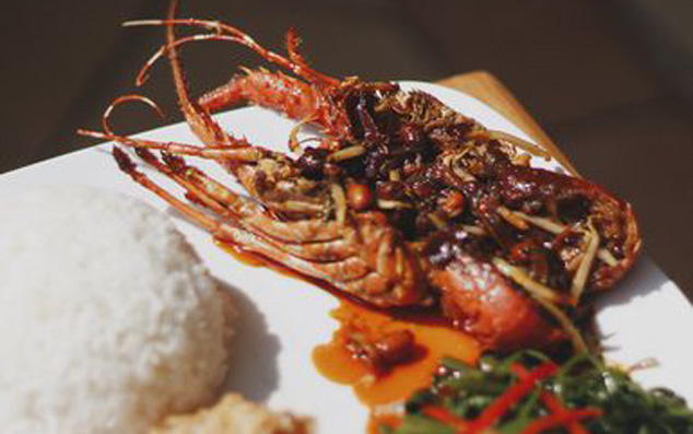 Lobster Emperor Serpong